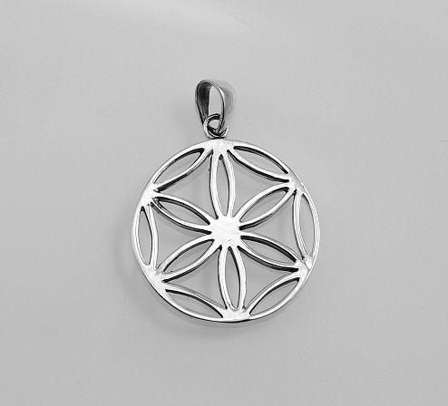 ThajskoSilvermanufacture. Stříbrný přívěsek, Květ života No.010.AGPRIV602306