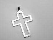 Přívěsek  Křesťanský křížek No.05