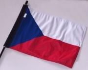 Vlajka  ČESKÁ REPUBLIKA 2